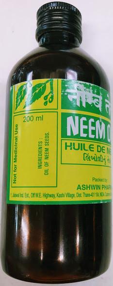 Ashwin Neem Oil - 200ml