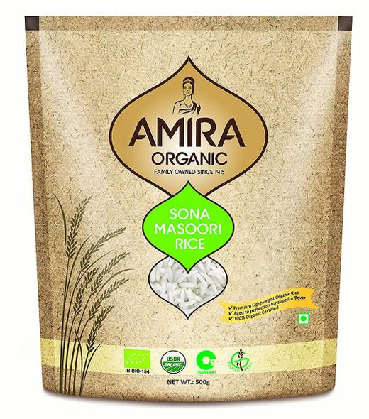 Amira Sona Masoori Rice 20 Lbs