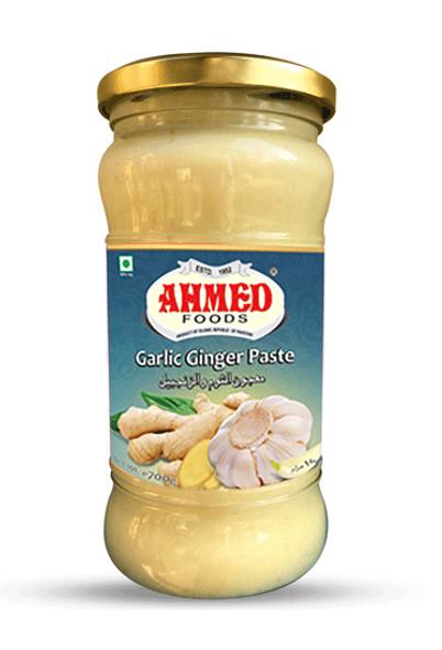 Ahmed Ginger Garlic Paste  700gm