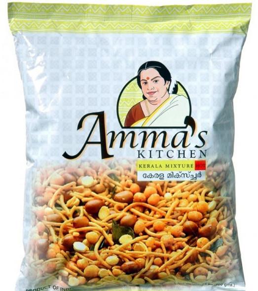 Amma's Kitchen Kerala Mix Hot 400gm