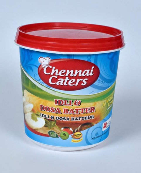 Chennai Caters Idli & Dosa Batter 900ml