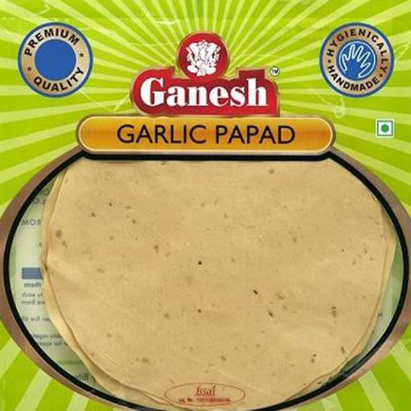 Ganesh Udad Papad Garlic 200gm