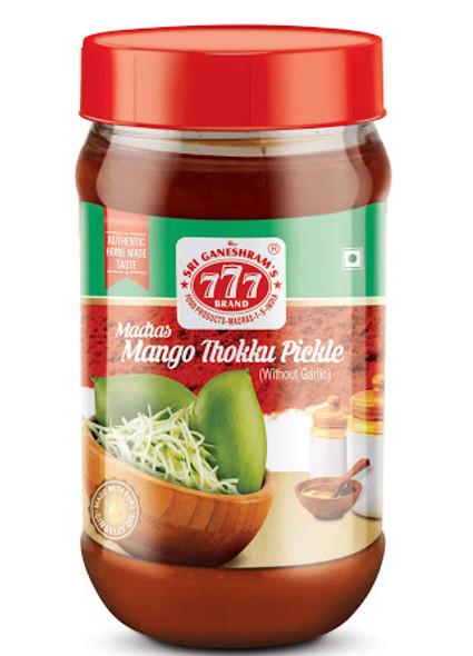 777  Mango Thokku Pickle 300g Buy 1 Get 1 Free