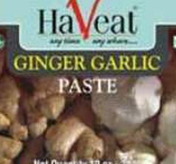 Haveat Ginger Garlic Paste (Bottle) 400 Gms