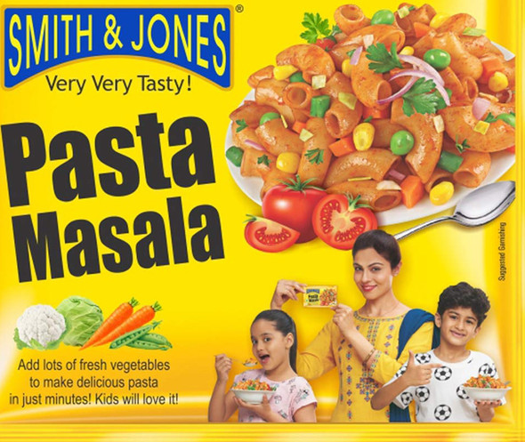 Smith & Jones Pasta Masala 10gm