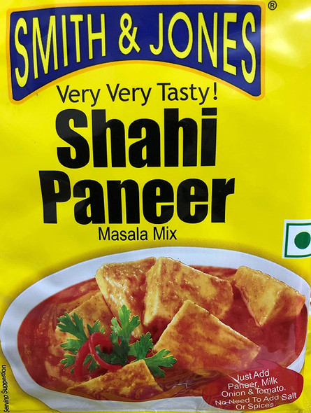 Smith & Jones Shahi Paneer Masala Mix 20gm