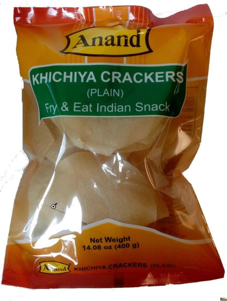 Anand Kichiya - Green Chilli 400gm