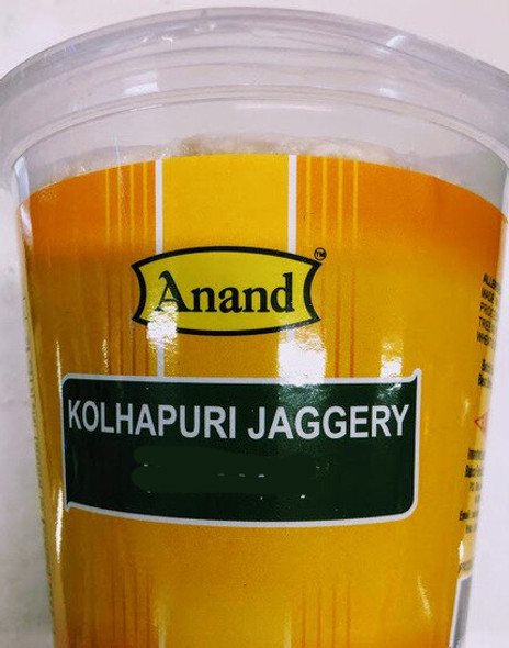 Anand Kohlapuri Jaggery (Brown) 1LB