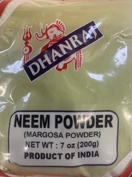 Dhanraj  Neem Powder 7oz