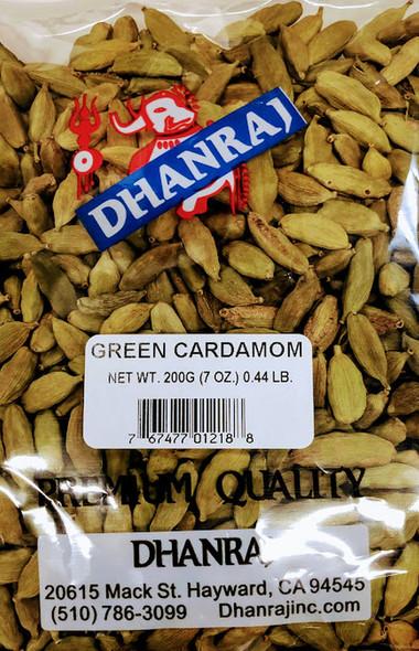 Dhanraj Green Cardamom 100gm