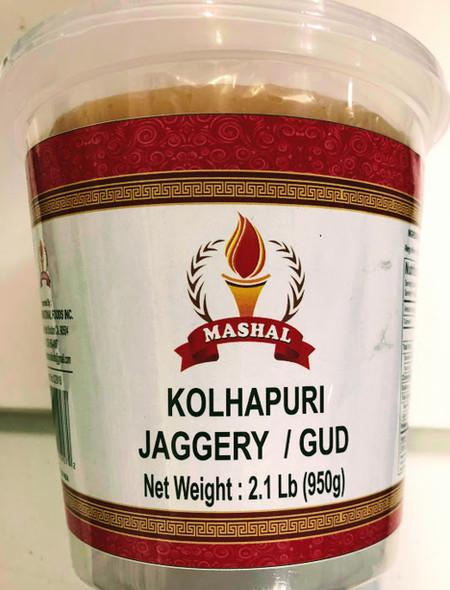 Dhanraj Kolhapuri Jaggery  Gur 2kg