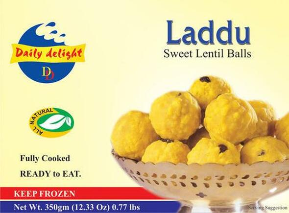 Daily Delight Laddu - 1lb