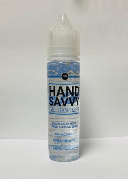 Hand Savvy Gel Sanitizer 60ML