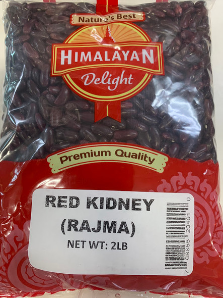 Himalayan Delight Red Kidney Beans (Rajma) 2 Lbs
