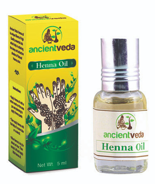 Ancient Veda Henna Oil 5ML