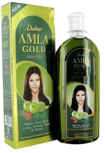 Dabur Amla Gold Hair Oil 10.5 oz