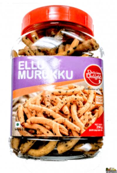 DD ELLU MURUKKU 250g