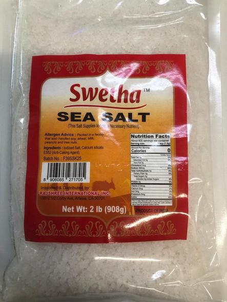 Swetha Sea Salt 2 Lbs