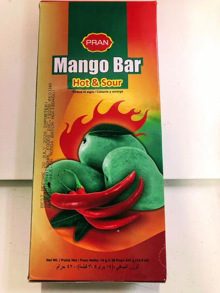 Pran Mango Bar -Spicy 30 pcs