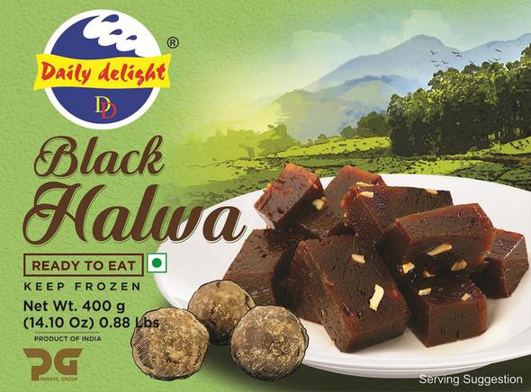 Daily Delight - Halwa Black - 1 lbs
