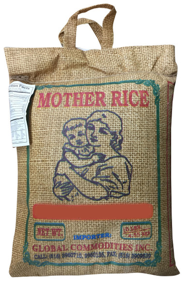 Mother Parboiled Rice 40lb