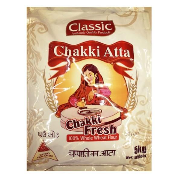 Classic Chakki Atta 20lb