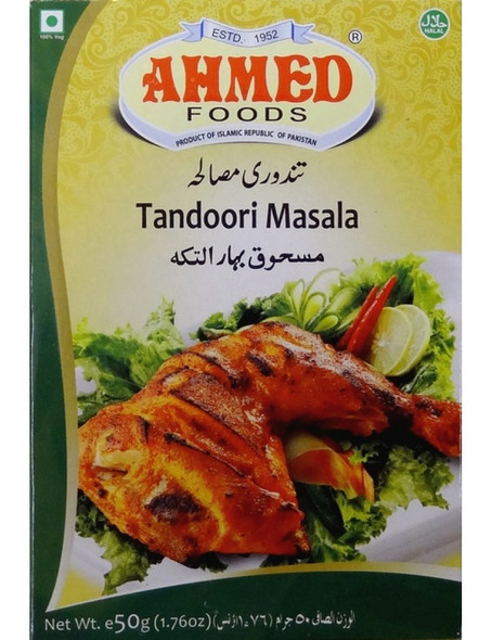 Ahmed Tandoori Masala 50gm