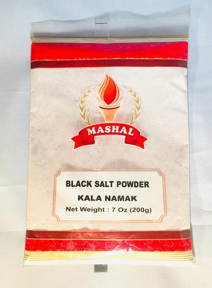 Mashal Black Salt Powder 7oz