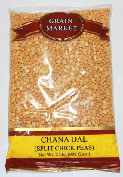 Grain Market Chana Dal - 4lb