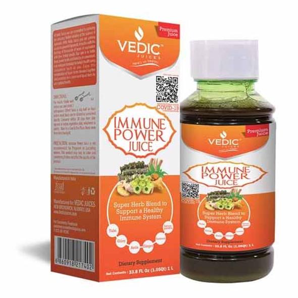 Vedic Regular Immune Power Juice 1ltr