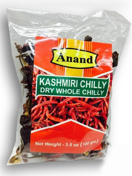 Anand Kashmiri Chilli 100gms