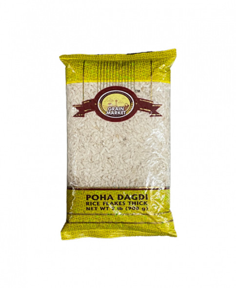 Grain Market Poha Dagadi 2lb
