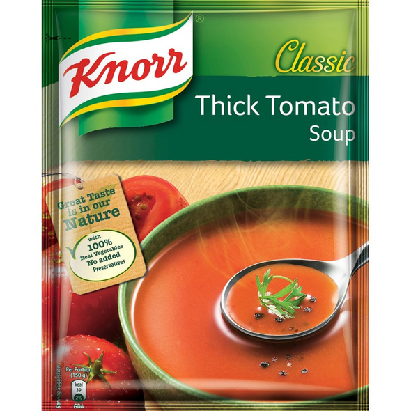 Knorr Soup Classic Thick Tomato 53 gms