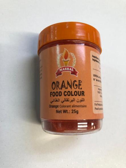 Mashal Orange Food Colour  25gm