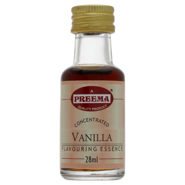 Preema Vanilla Essence 28ml