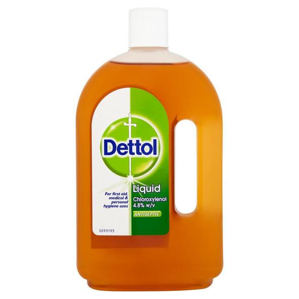 Dettol Liquid UK 750 ml
