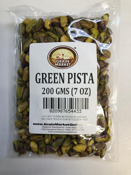 Grain Market Green Pista 200gm