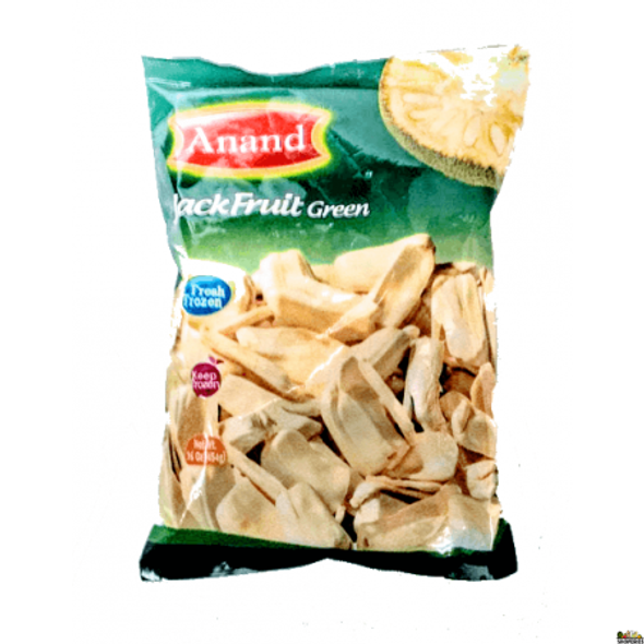 Anand Frozen Green Jackfruit Blanched 1lb