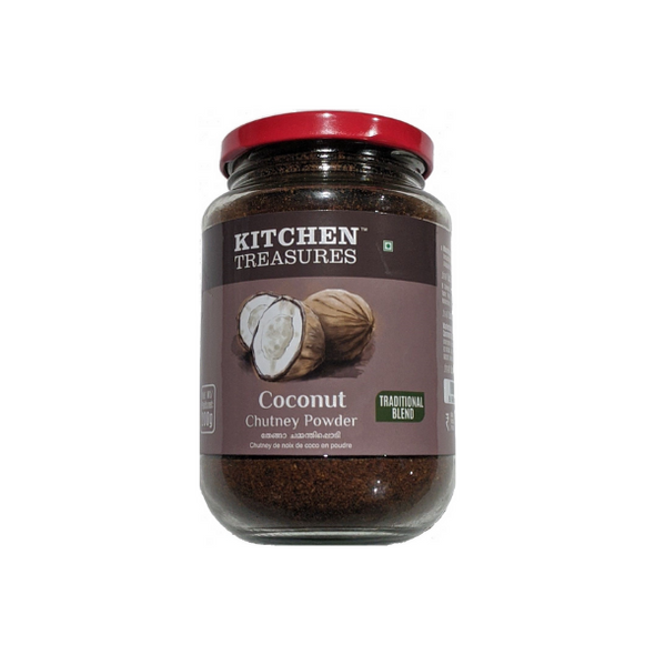Kitchen Treasures Coconut Chutney Powder - 200 g