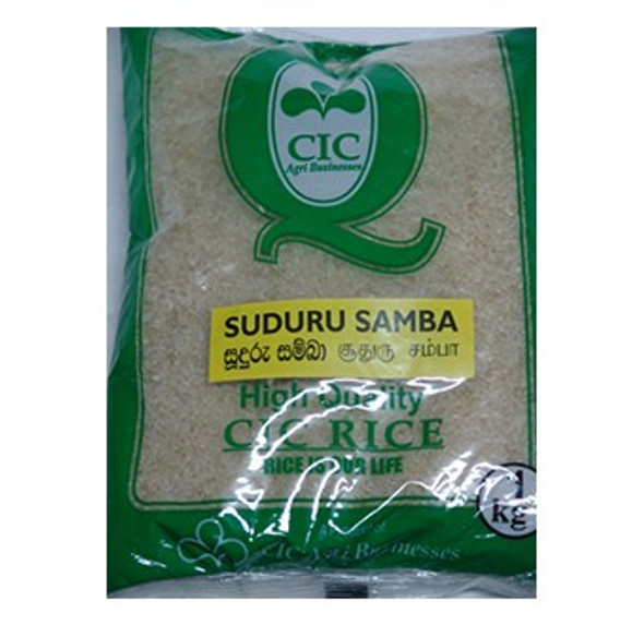 CIC Suduru Samba Rice 10 Lb