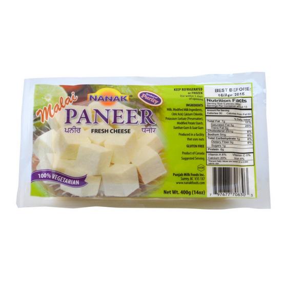 Nanak Malai Paneer - 12oz
