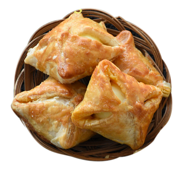 Fresh Food - Egg Puffs (4pcs)