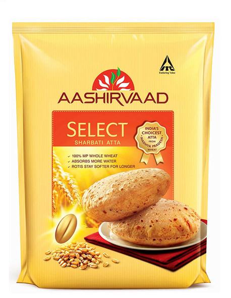 Aashirvaad Sharbati Select Atta 20lb