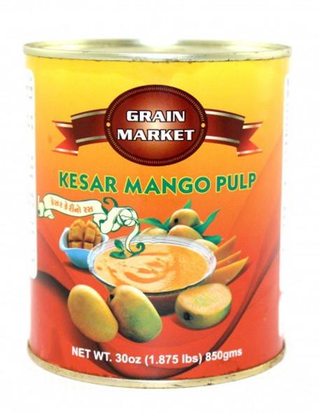 Grain Market Kesar Mango Pulp 850 gm