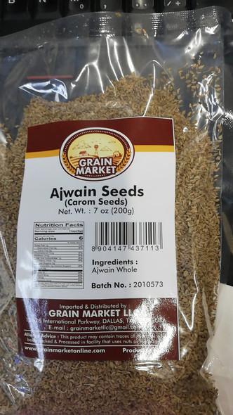 Grain Market Ajwain Seeds 200g