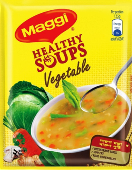 Maggi Vegetable  Soup 35gm