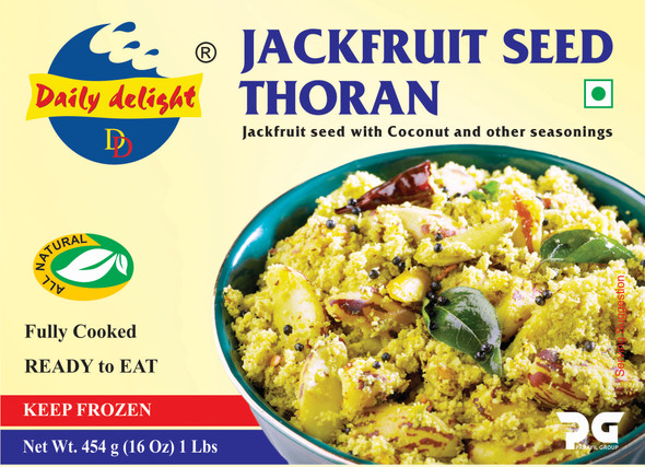 Daily Delight Jackfruit Seed Thoran - 1lb