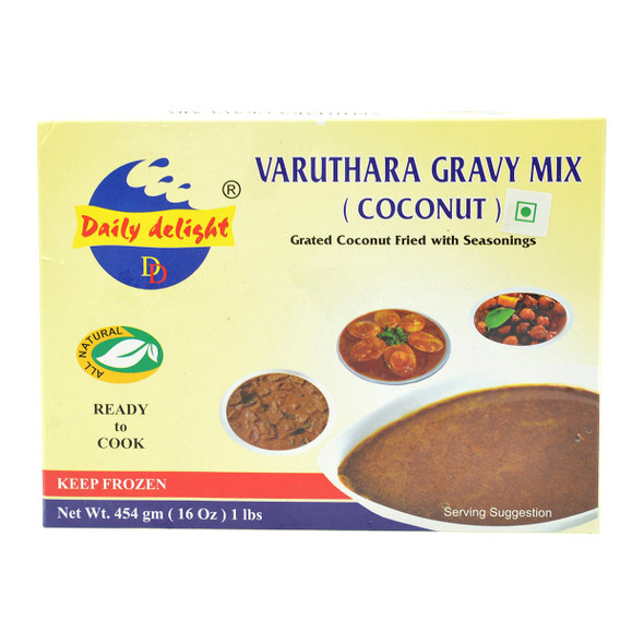 Daily Delight - Varuthara Gravy - 454 gm