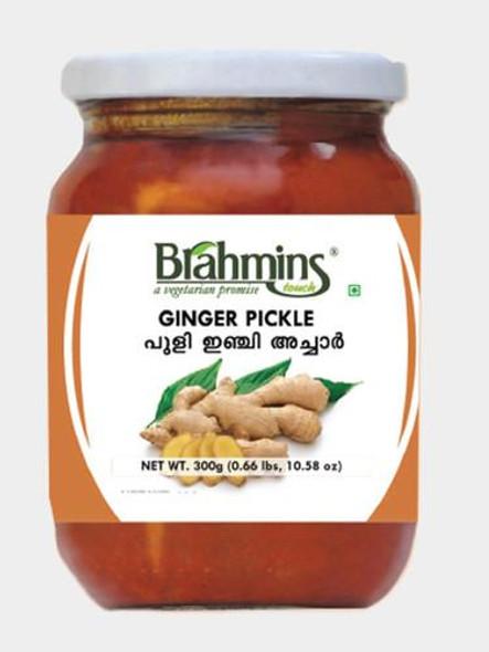 Brahmins Ginger Pickle -300GMS