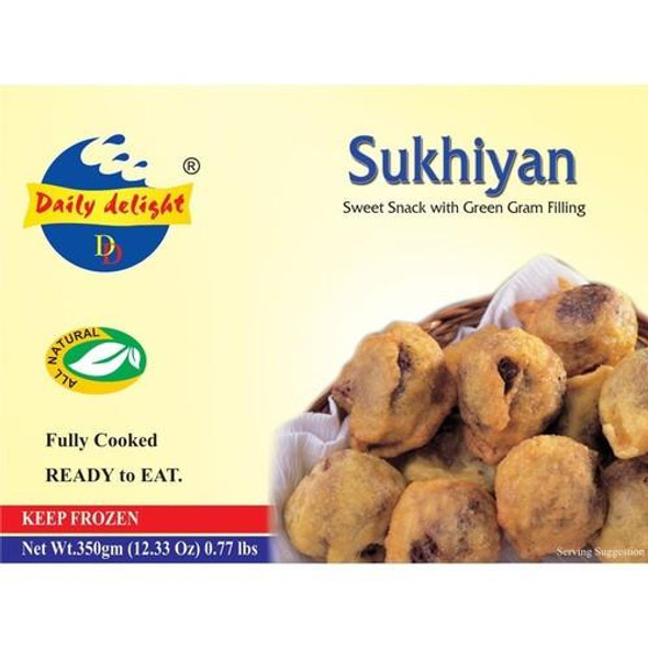 Daily Delight - Sukhiyan - 1 lbs